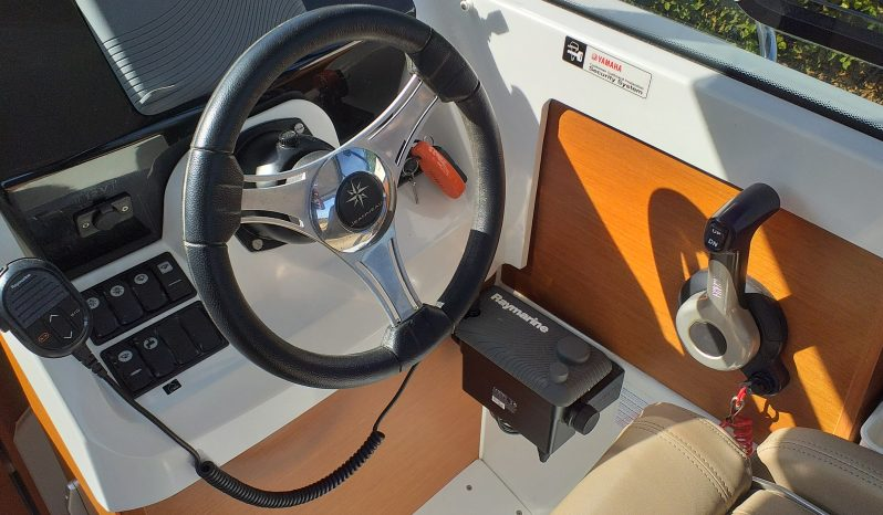 JEANNEAU MERRY FISHER 695 complet